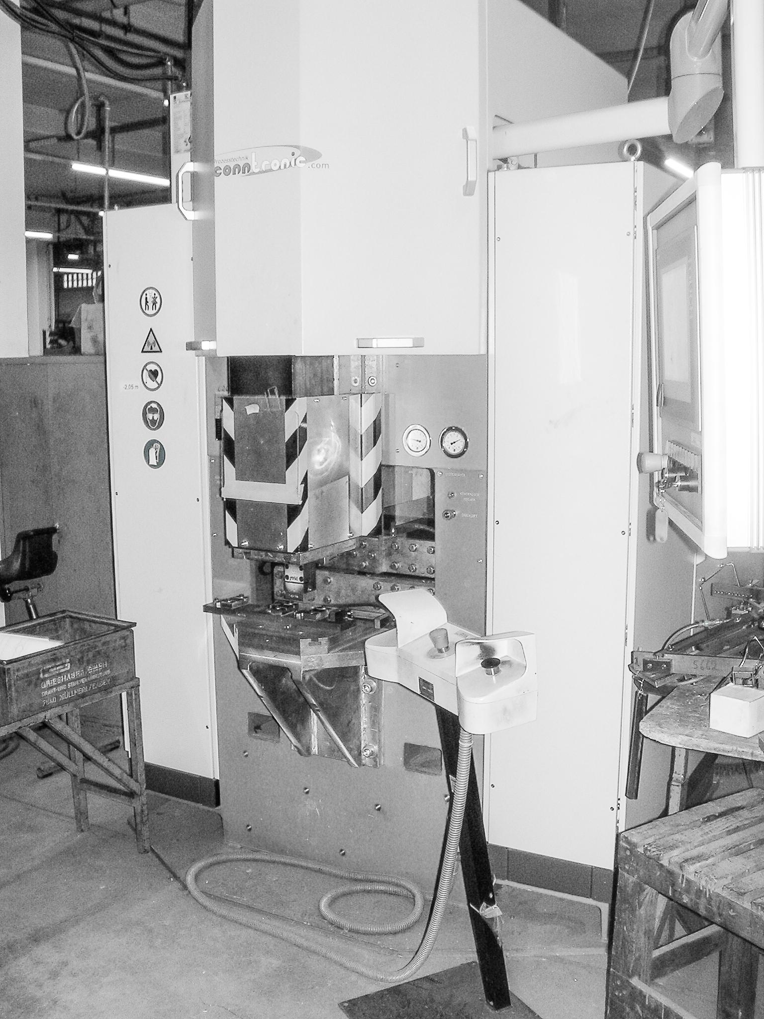 Neu: CD-Schweißen | Grieshaber – Ideen aus Draht und Stahl