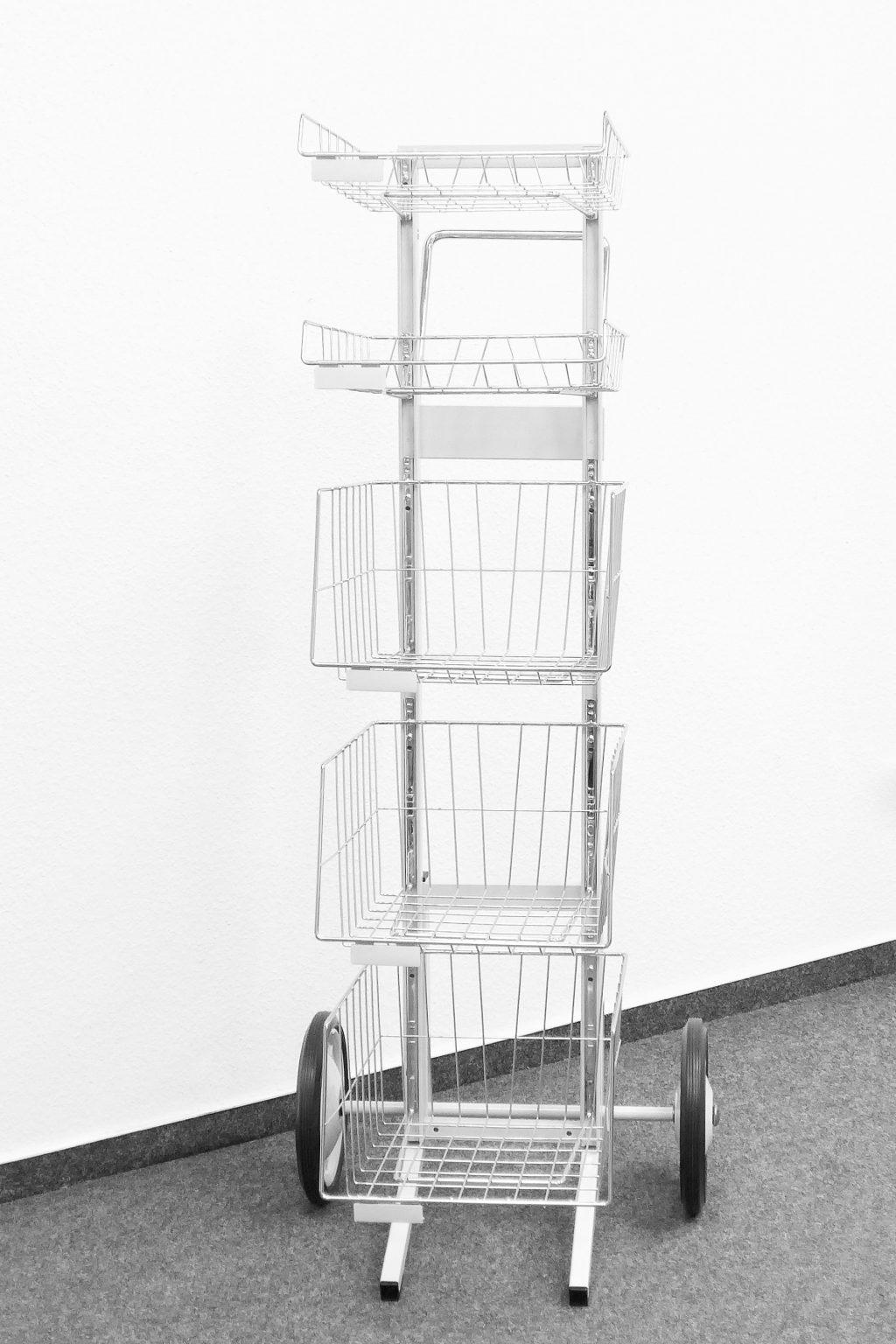 Rollisett C | Grieshaber – Ideen aus Draht und Stahl