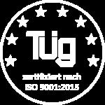 StempelLogo_TUeg_ISO_9001_2015_Grieshaber_white